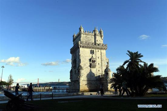 Scenery of Portugal