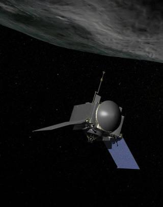 NASA's spacecraft arrives at asteroid Bennu