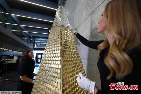 """德国以""""欧洲最昂贵""""的圣诞树摘金"""
