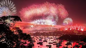 Chinese fireworks to light up Sydney Harbour in New Year's celebration