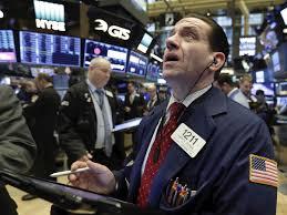 U.S. stocks tumble amid worries over possible economic slowdown