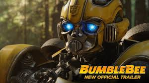 Transformers spin-off 'Bumblebee' sets China release date in Jan.