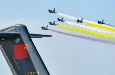 Airshow China 2018 in Zhuhai
