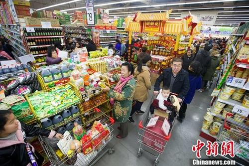 China's CPI up 2.2%, PPI up 2.7% in November