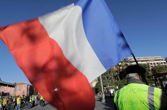 Macron tells Trump not to interfere in domestic affairs: FM