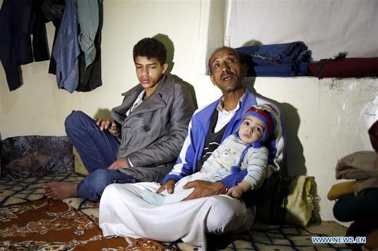 1 meal per day for children, Yemenis expecting end of war