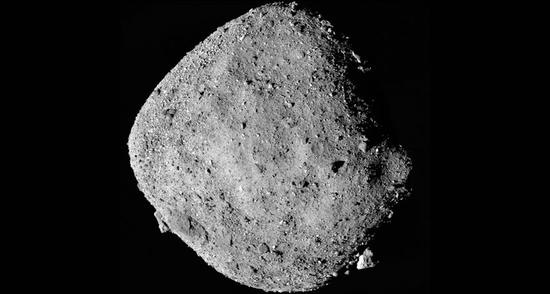 Water locked in asteroid Bennu, coming from larger rock: NASA