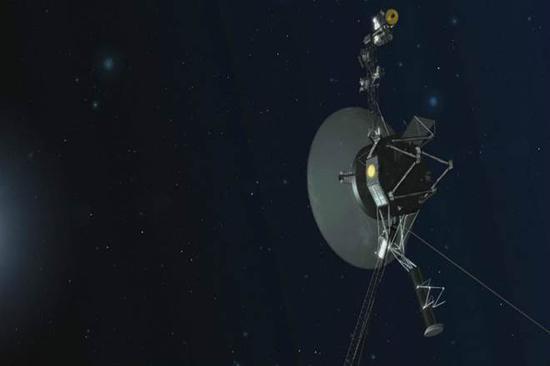 NASA's probe travels beyond solar wind bubble on longest running mission