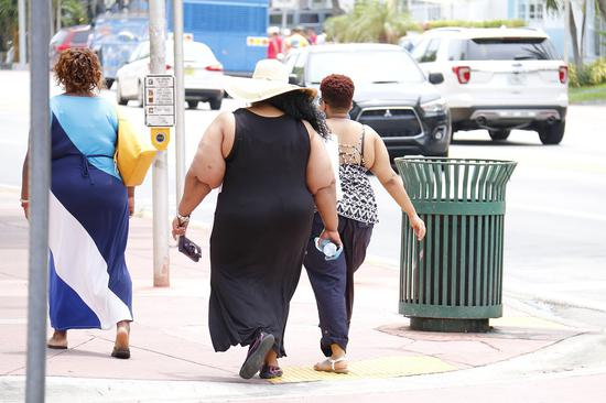 Survey shows average Australian overweight