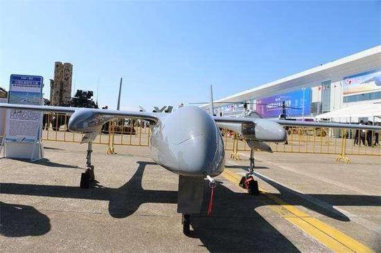 Long endurance multi-use small drone makes first flight in China