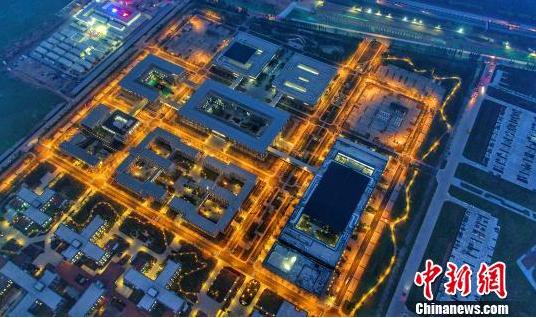 Beijing Winter Olympics' host city to power Xiongan New Area