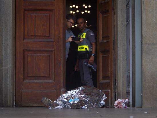 Five dead in church mass shooting in Brazil
