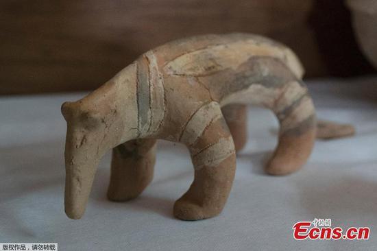 研究人员宣布在巴西博物馆大火中幸存的物品