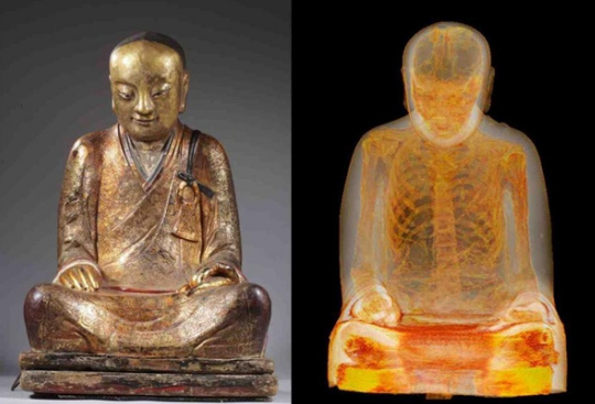 Dutch court rejects Chinese mummy Buddha repatriation case
