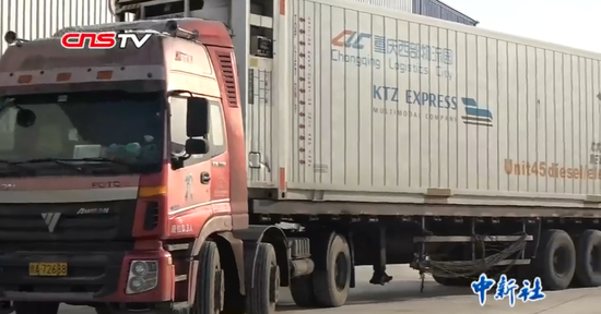 China starts importing meat products from Kazakhstan