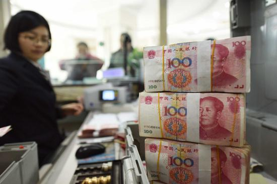 China's fiscal revenue up 6.5 pct in Jan-Nov