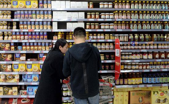 China's retail sales show stable growth in November