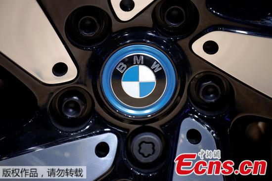 BMW and Tesla cut China prices after tariff drop on U.S. made cars