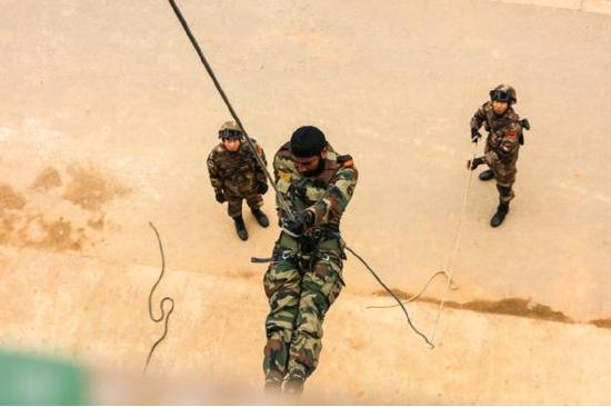 China, India strengthen military cooperation to combat terrorism