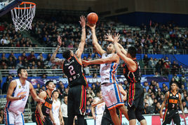 Basketball fan detained for abusing rival team in words related to Nanjing Massacre