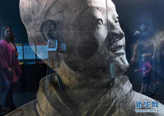 China's Terracotta Army exhibition opens in New Zealand