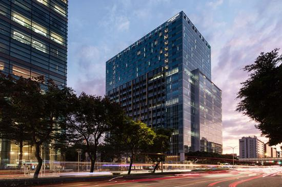 Marriott opens its first Taiwan-based management hotel