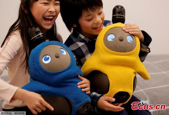 您准备好使用新的伴侣机器人了吗?