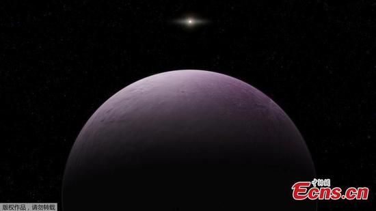 'Farout,' the farthest solar system body ever spotted