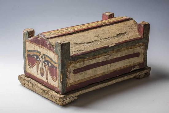 Guangdong Museum reveals life of ancient Egypt