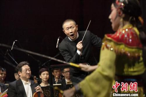 Renowned Chinese artist appointed as dean of leading U.S. conservatory of music