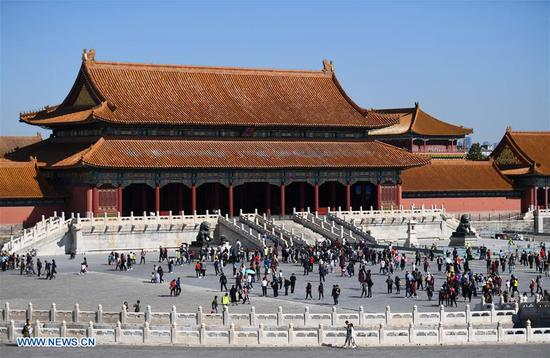 Palace Museum to open more areas to public: report