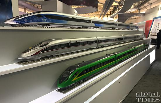 New additions to China's Fuxing bullet trains unveiled