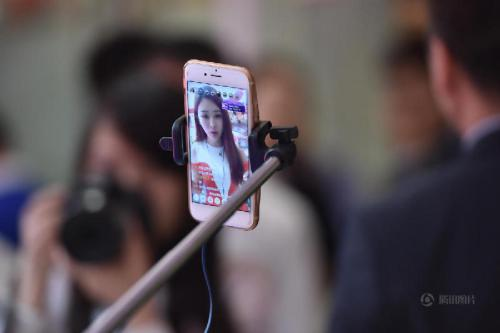 Young, female presenters dominate China's booming live streaming