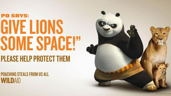 Can Kung Fu Panda as 'Dragon warrior' save the planet?