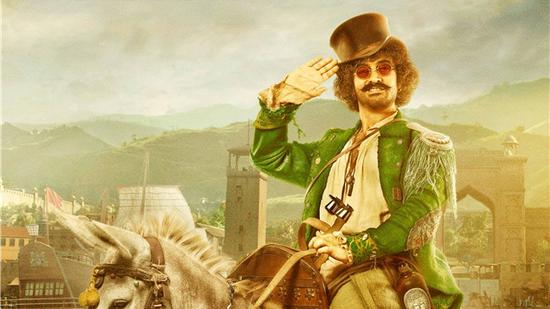 Aamir Khan's 'Thugs of Hindostan' set for release in China