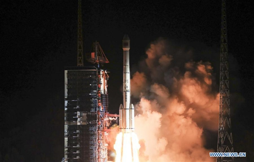 China launches more rockets than U.S., Russia in 2018