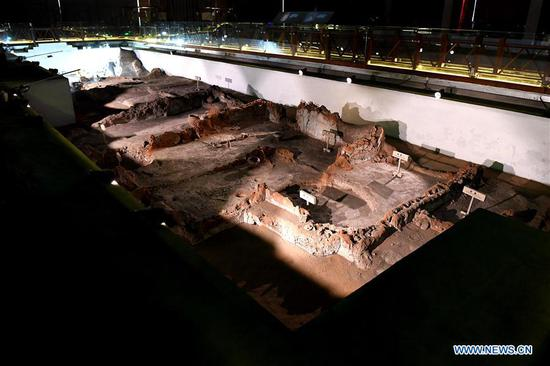 5,000-year-old house in central China to get renovated