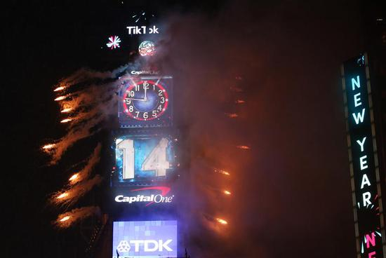 With varied fireworks and shared wishes, world expecting a better new year