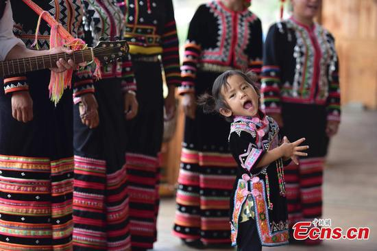 China compiles dictionary to save Lahu ethnic culture