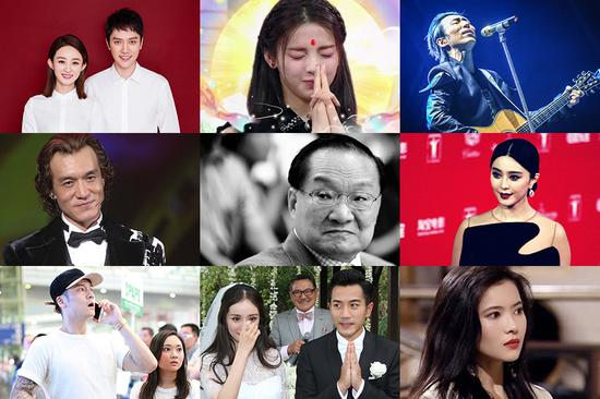 Top stories in China's entertainment industry in 2018