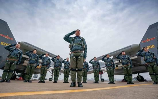 Air Force brigade aims to become world-class