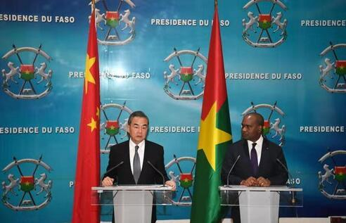 China-Burkina Faso cooperation enjoys good start: Chinese FM