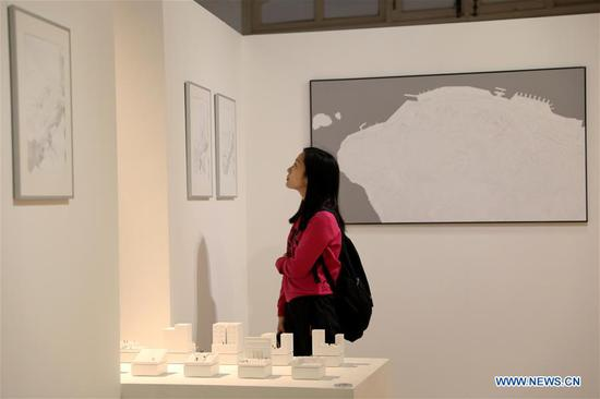 'Journal of a City Foot Soldier' exhibition held in Hong Kong