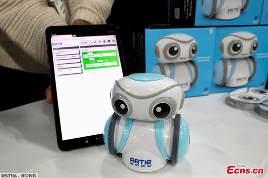 Firms offer mutual benefits at CES