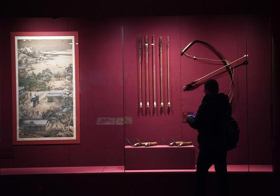 Hundreds of exhibits to be displayed at Palace Museum to celebrate Spring Festival