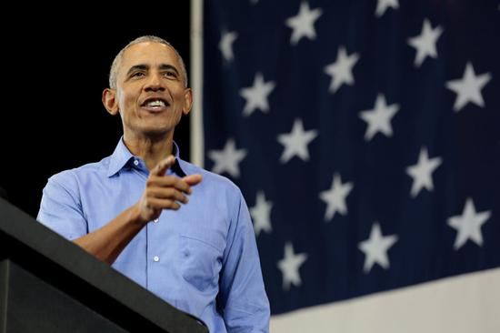 Barack Obama debuts on Billboard Hot R&B chart