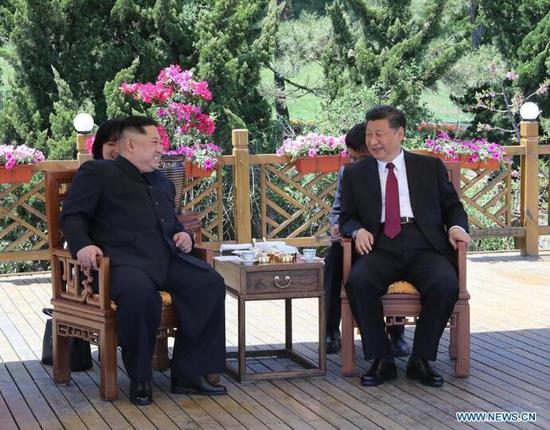 Xi-Kim summit reinvigorates the deadlocked Peninsula issue