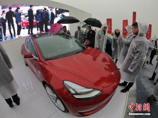 Tesla to address Model 3 clearance to China