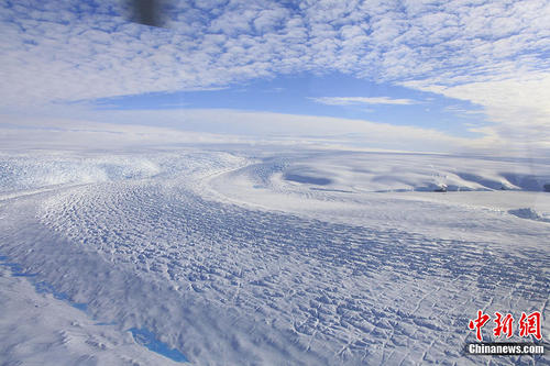 Antarctica ice melts 6 times faster than 40 years ago: study