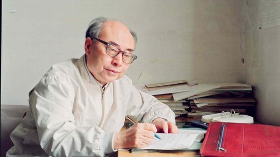 Father of China's hydrogen bomb, Yu Min, dies aged 93